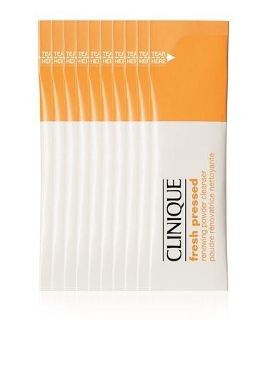 Clinique Fresh Pressed Renewing Powder Cleanser 14 gr Renksiz